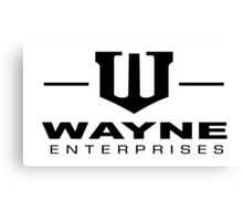 Ultimate Wayne Enterprise ! [HD] Canvas Print