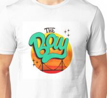 The Bay, California Unisex T-Shirt