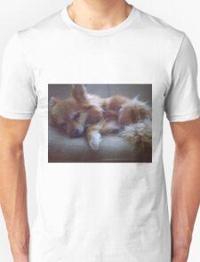 Foxy sleeping Unisex T-Shirt