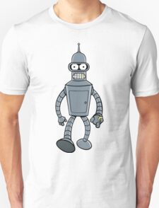 Futurama - Badass Bender is Coming for You T-Shirt