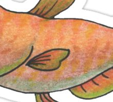 Catfish Friend Sticker
