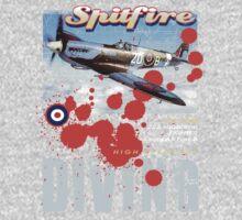spitfire by redboy