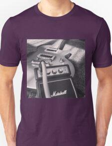 Les Paul & mini marsh Unisex T-Shirt