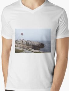 I Will Be Your Guide Mens V-Neck T-Shirt