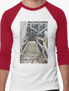 Where Life Sometimes Leads... Men's Baseball ¾ T-Shirt