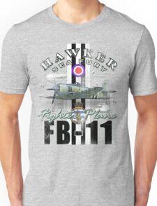 hawker sea fury Unisex T-Shirt