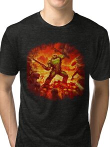 DOOM 2016  Tri-blend T-Shirt