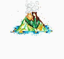 Disney Pixar Short Inspired Lava Watercolour Art Illustration Painting T-Shirt