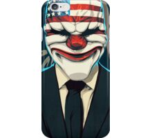 PayDay 2 iPhone Case/Skin