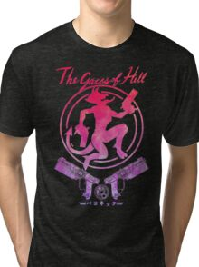 The Gates of Hell Tri-blend T-Shirt