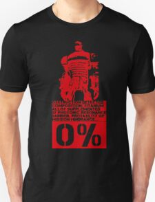 Obstruction Detected - Red T-Shirt