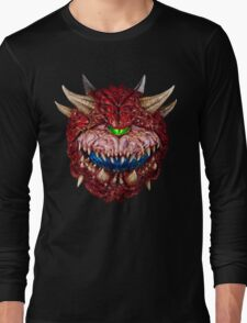 DOOM Cacodemon Long Sleeve T-Shirt