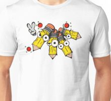 Sketch and the Gang Unisex T-Shirt
