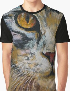 Maine Coon Graphic T-Shirt