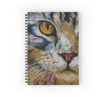 Maine Coon Spiral Notebook