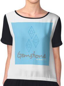 Gemstone Reserve Co. Chiffon Top