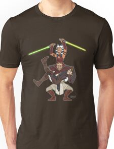 Obi Juan needs some ho Unisex T-Shirt