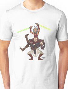 Obi Juan needs some ho Unisex T-Shirt