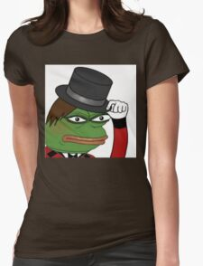 Pepe Brendon urie Womens Fitted T-Shirt