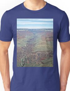 Colorado River Carving the Grand Canyon Unisex T-Shirt