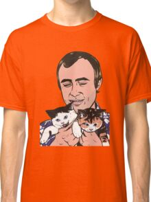 Phil Collins Kitties Classic T-Shirt