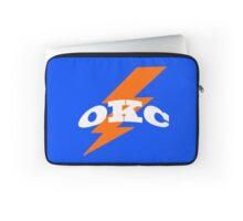 OKC Thunder Laptop Sleeve