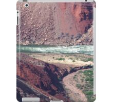 The Force of Water May Astound You iPad Case/Skin