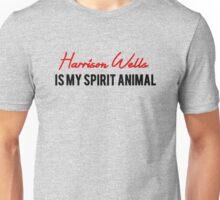Harrison Wells my spirit animal 3 Unisex T-Shirt