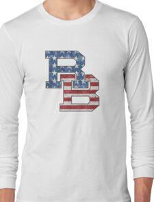 Merica River Bluff tee Long Sleeve T-Shirt