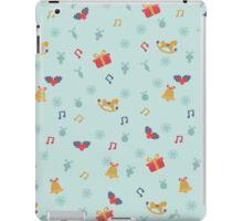 Christmas Lovely Pattern iPad Case/Skin
