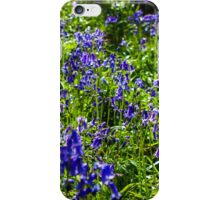 Bluebell Dots iPhone Case/Skin