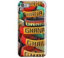 Ghana - Love Ghana, West Africa iPhone Case/Skin