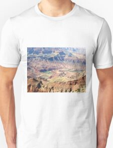 Colorado River Carving the Grand Canyon 02 T-Shirt
