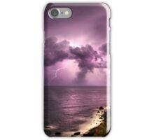 Fury of the Storm iPhone Case/Skin