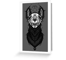 AWOKEN Greeting Card