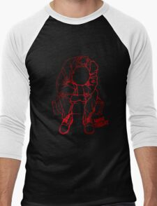 Retro Style Punk Band Men's Baseball ¾ T-Shirt