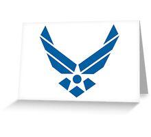US Air Force Greeting Card