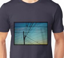 Networked Chaos Unisex T-Shirt