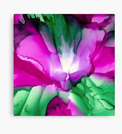 IRIS LOVE Canvas Print