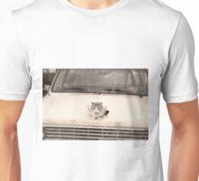 cat needs a ride Unisex T-Shirt