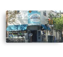 Hardware Shop in Philly Canvas Print