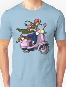 Crazy Woman T-Shirt