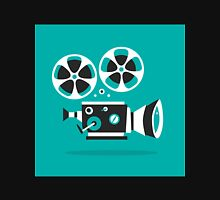 Retro movie projector poster T-Shirt