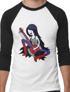Guitar Bae Men's Baseball ¾ T-Shirt