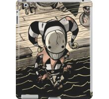 The Fool - Sinking Wasteland Tarot iPad Case/Skin