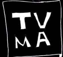 TV-Mature Sticker