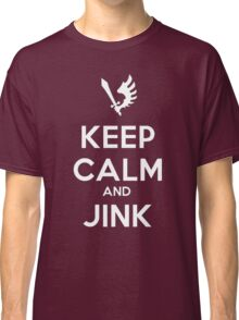 Keep Calm and Jink Classic T-Shirt