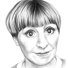 Victoria Wood by Margaret Sanderson