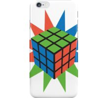 Cubic Explosion iPhone Case/Skin
