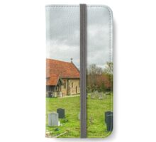 The Church of St John the Evangelist iPhone Wallet/Case/Skin